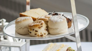 An Afternoon Tea Experience at Trump Turnberry