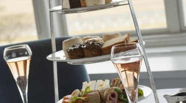 A Trump Sparkling Afternoon Tea Experience at Trump Turnberry
