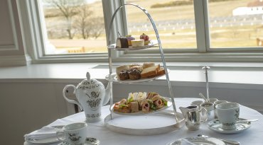 A Hendrick's Afternoon Tea Experience at Trump Turnberry